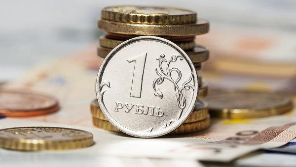 Рубль. Архивное фото