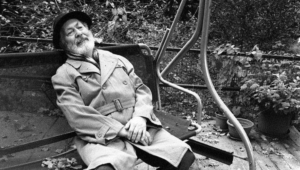 Виктор Евсеевич Ротин, архивное фото