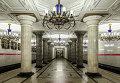 """Cтанция Петербургского метрополитена """"Автово"""""""