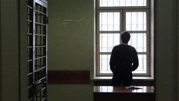 Заключенный. Архивное фото