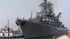 Крейсер Варяг. Архивное фото