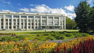 Здание президиума СО РАН