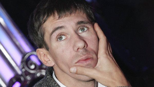 Актер Алексей Панин. Архивное фото