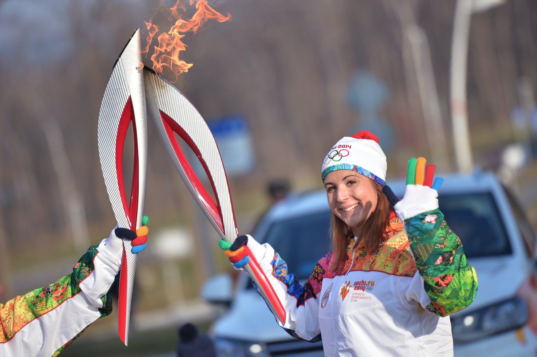 Сочи 2014 Олимпиада олимпийский огонь загрузить