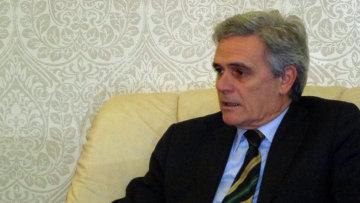 Посол Итальянской Республики Чезаре Мария Рагальини. Архивное фото