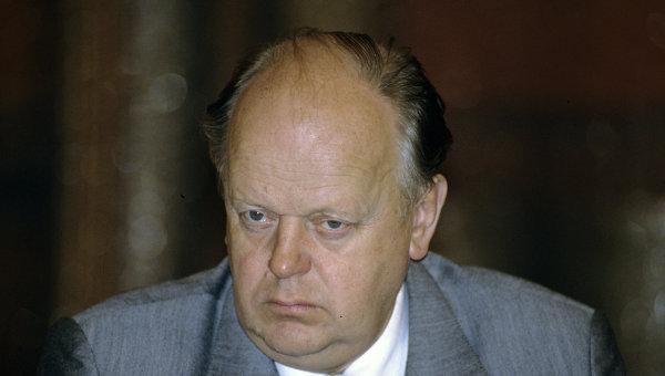 Станислав Шушкевич. Архив