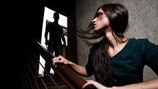 Домашнее насилие. Архивное фото