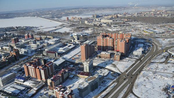 Иркутск. Архивное фото