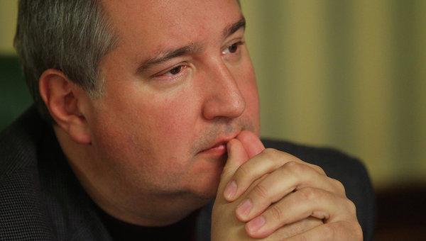 Дмитрий Рогозин. Архивное фото.