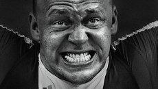 Фото Владимира Вяткина из серии Тяжелая атлетика - энергия высокого напряжения