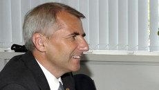 Министр иностранных дел Литовской республики Вигаудас Ушацкас