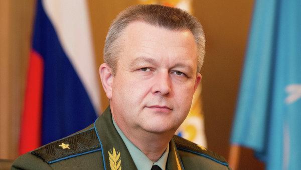 Командующий войсками ВКО Александр Головко