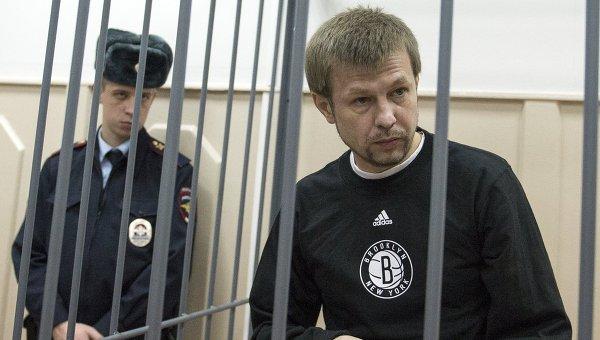 Рассмотрение вопроса о продлении ареста экс-мэру Ярославля Е. Урлашову. Архивное фото