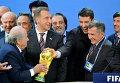 Выборы стран-организаторов Чемпионатов Мира по футболу 2018/2022. Архиное фото