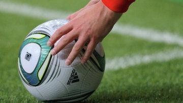 Футбол. Архивное фото.