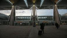 Открытие нового терминала петербургского аэропорта Пулково