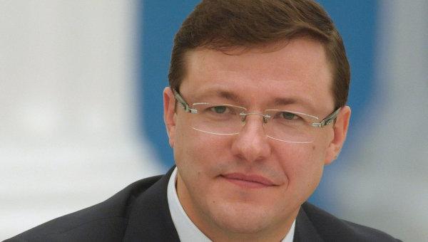 Дмитрий Азаров, архивное фото
