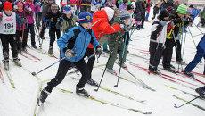 Новая лыжная трасса в Томске: прививка от всех болезней