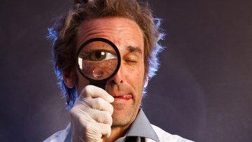 Ученый, архивное фото