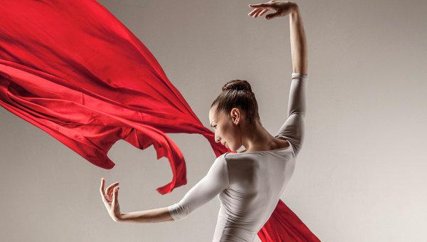 Премьера Лики современной хореографии