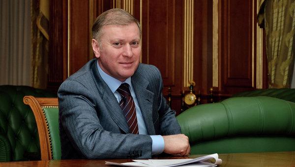Глава группы Альянс Муса Бажаев