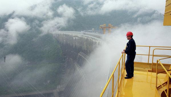 ГЭС, архивное фото