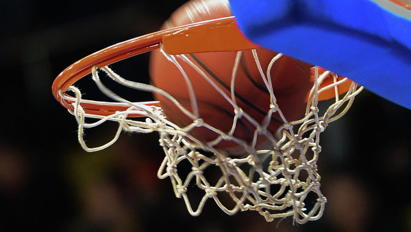Баскетбол. Архивное фото.