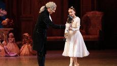 Премьера балета Щелкунчик под руководством Н.Цискаридзе
