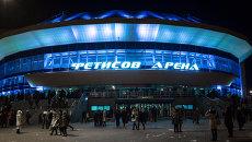 Концертно-спортивный комплекс Фетисов Арена во Владивостоке. Архивное фото
