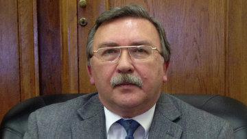 Директор Департамента по вопросам безопасности и разоружения МИД России Михаил Ульянов. Архивное фото