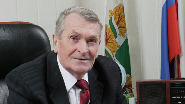 Николай Кузьменко, глава г. Северска (1984 – 2010гг.)