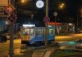 Ночной наземный транспорт запущен в Москве