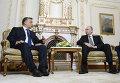 Встреча В.Путина с В.Орбаном