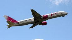 Боинг-757 авиакомпании ВИМ-авиа. Архивное фото