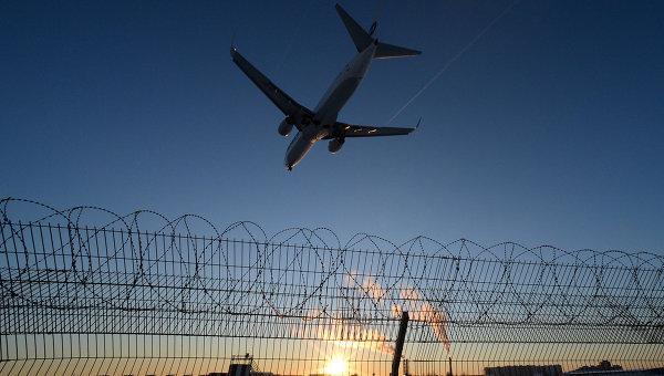 Аэропорты Москвы и Московской области. Архивное фото