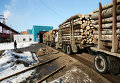 Машины с заготовленной древесиной