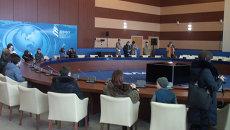 Тропами президентов: абитуриентам показали в ДВФУ зал АТЭС и вип-общагу
