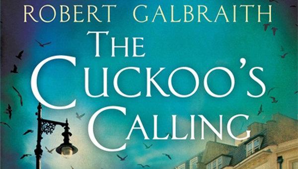 Новая книга Джоан К. Роулинг Зов кукушки (The Cuckoo's Calling)