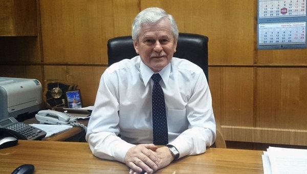 Генеральный директор ОАО Невское ПКБ Сергей Власов