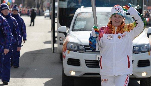 Мама российского хоккеиста Евгения Малкина Наталья Малкина