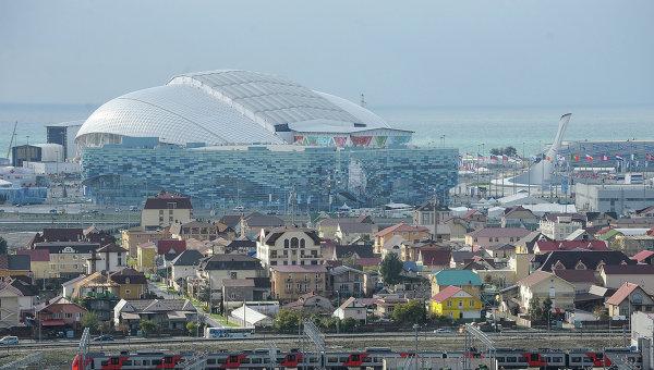 Олимпиада в Сочи. Архивное фото