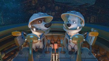 Мультфильм Белка и Стрелка: Лунные приключения. Архивное фото