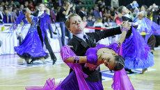 Самарские танцоры на Жемчужине Поволжья