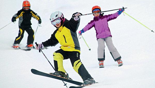 Краснополянская детская горнолыжная спортивная школа
