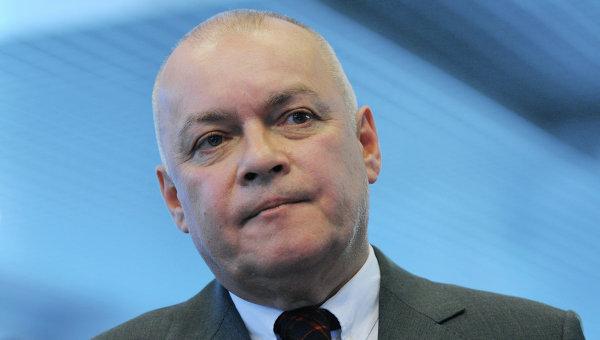 Дмитрий Киселев, архивное фото