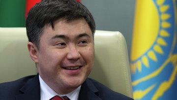Министр Евразийской экономической комиссии Тимур Сулейменов