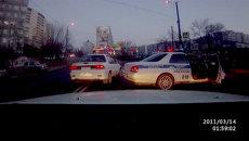 Погоня со стрельбой во Владивостоке: водитель был пьян и вез наркотики