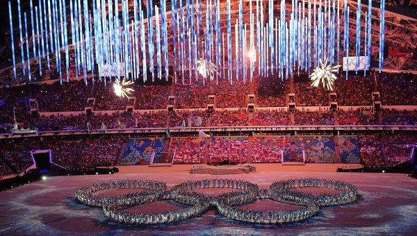 олимпийские игры церемония закрытия