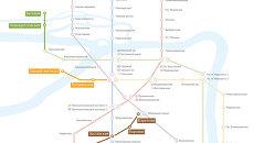 План развития метро в Петербурге до 2020 года