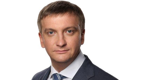 Глава Минюста Украины Павел Петренко. Архивное фото